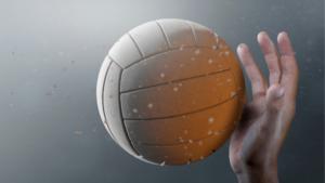 ソフトバレーボールのルール【アタックヒット】