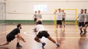 ソフトバレーボールのルール【プレー上の反則】